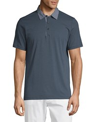Perry Ellis Pima Cotton Polo Ink