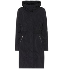 Moncler Disthelon Raincoat Black