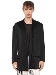 Haider Ackermann Oversized Double Breasted Jacket