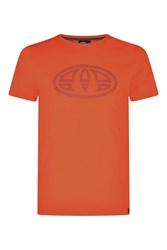 Animal Tee Basic Orange