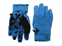 Quiksilver Method Glove Brilliant Blue Snowboard Gloves