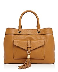 Milly Astor Tote Caramel Gold