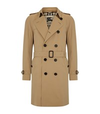 Burberry London The Wiltshire Long Heritage Trench Coat Male