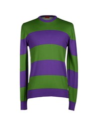 Gallo Knitwear Jumpers Green