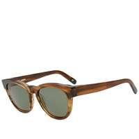 Dick Moby Cpt Sunglasses Brown