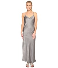 Hard Tail Long Bias Dress Nickel Women's Dress Beige