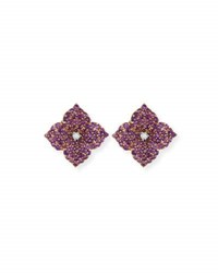Piranesi Amethyst Flower Earrings