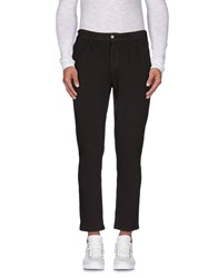 Happiness Trousers Casual Trousers Men Dark Brown