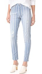 Iro.Jeans Iro. Jeans Lisa Stripe Jeans Stripe Light Blue