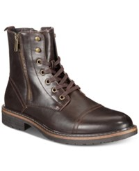 Unlisted By Kenneth Cole Men's Design 30305 Men's Shoes Brown