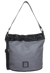 S.Oliver Across Body Bag Black Anthracite