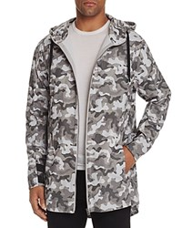 Zanerobe Shade Camouflage Anorak Jacket Light Gray Camo
