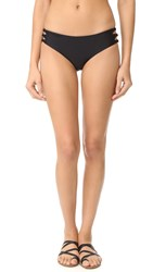 Mikoh Hualalai Cutout Detail Bottoms Night