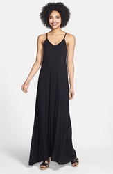 Loveappella Maxi Dress Regular And Petite Black