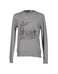 Hartford Sweatshirts Light Grey