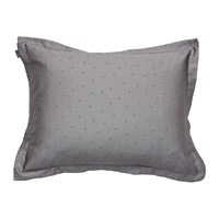 Gant Libby Paisley Dot Pillowcase Grey