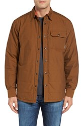 Mountain Hardwear Men's 'Yuba Pass' Fleece Lined Quilted Shirt Jacket