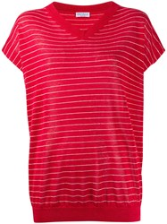 Brunello Cucinelli Striped Knitted Top 60