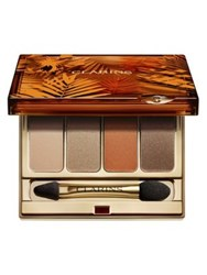 Clarins Sunkissed Summer Four Color Eye Shadow Packet No Color