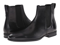 Aquatalia By Marvin K Adrian Black Dress Calf Men's Pull On Boots