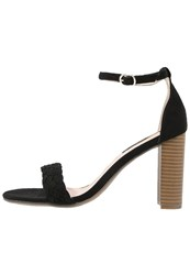 Dorothy Perkins Carlton High Heeled Sandals Black