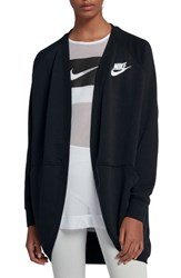 Nike Sportswear Rally Cardigan Black Black White