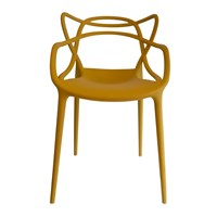 Kartell Masters Chair Mustard