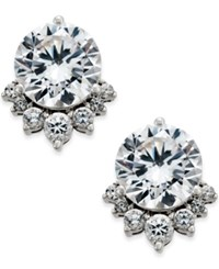 Eliot Danori Rhapsody Cubic Zirconia Stud Earrings