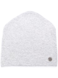 Lost And Found Ria Dunn Logo Plaque Hat Grey
