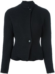 Isabel Marant 'Linda' Two Button Jacket Black