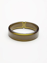 Zenzii Lucite Color Bangle By