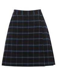 Oasis Check Marley Mini Skirt Multi