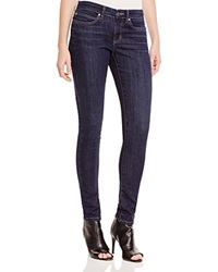 Eileen Fisher Petites Skinny Jeans In Washed Indigo