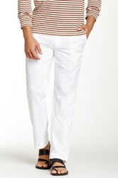 Wd.Ny Solid Pant White