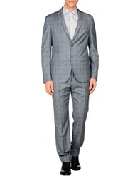 Lab. Pal Zileri Suits And Jackets Suits Men Pastel Blue
