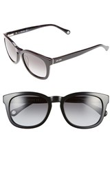 Men's Jack Spade 'Bryant' 52Mm Sunglasses Black Grey Gradient