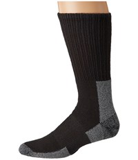 Thorlos Trail Hiking Crew Single Pair Castlerock Grey Crew Cut Socks Shoes Gray