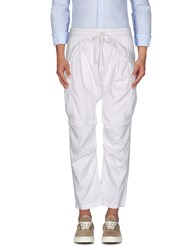 Nlst Casual Pants White