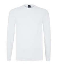Armani Jeans Long Sleeve Stretch T Shirt