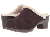 Crocs Sarah Lined Clog Espresso Women's Clog Shoes Brown