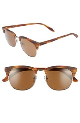 Maho 'S Mandalay 52Mm Polarized Sunglasses Whisky
