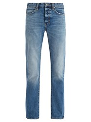 Neuw Serge 69 Straight Leg Jeans Light Blue