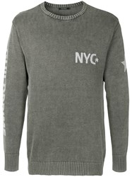 Guild Prime Nyc Brand Sweater Grey