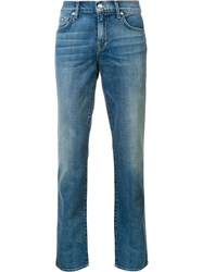7 For All Mankind 'Instinct' Jeans Blue