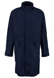 Kiomi Waterproof Jacket Navy Dark Blue