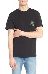 Vans Men's By The Bays Embroidered Pocket T Shirt