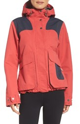 Columbia Women's South Canyon Waterproof Jacket Sunset Red India Ink