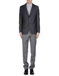 Tombolini Suits Steel Grey
