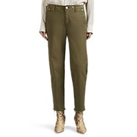 Rag And Bone Buckley Cotton Chinos Green
