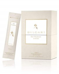 Bulgari Eau Parfum And 233E Au Th And 233 Blanc Refreshing Towels